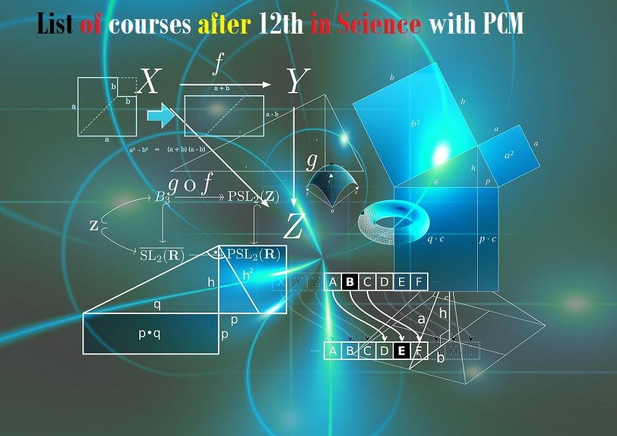 12th Science ke bad courses
