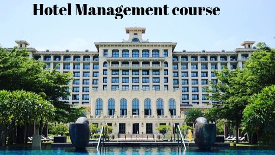 Hotel Management course in Hindi
