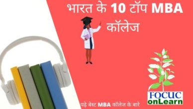 Best MBA College In India In Hindi