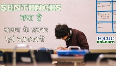 Sentences in Hindi
