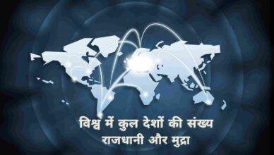 Vishwa Mein Kitne Desh Hai