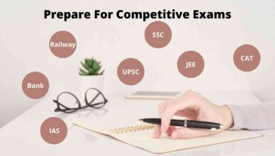 competition exam ki taiyari kaise kare