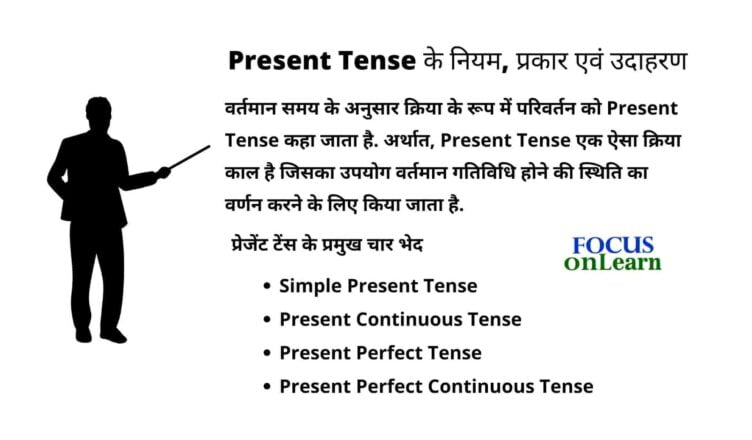 Present Tense in Hindi