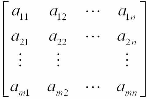 Matrix in Hindi