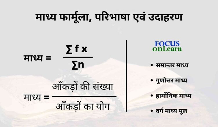 Madhya Ka Formula