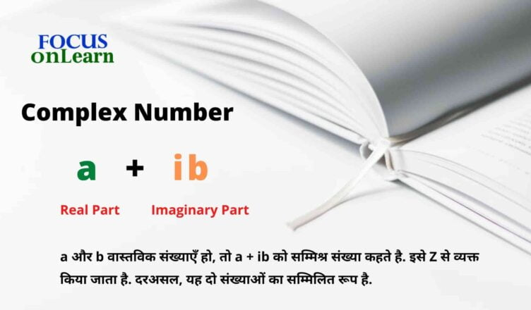 Complex Number in Hindi